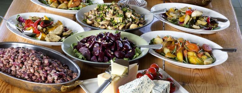 Dagens lunch på Lasse Maja