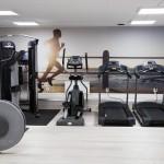 Gym på hotell
