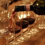 Vinprovning på konferens
